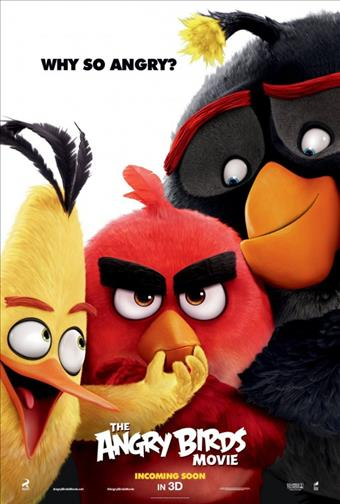 ANGRY BIRDS FİLM